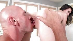 Precious hottie is drilled with his schlong